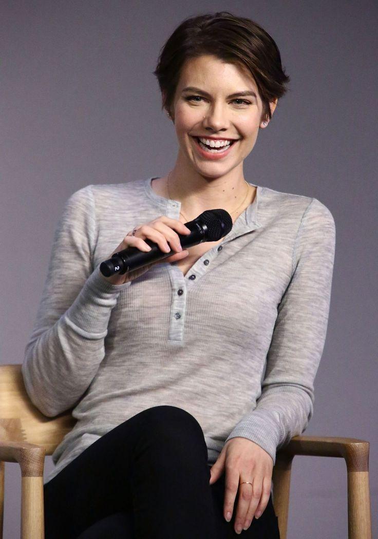 Lauren Cohan as ''Maggie Greene Rhee'' in the AMC's The Walking Dead