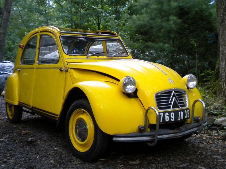 Dad 39 S Citroen 2cv Or Deux Chevaux Auto Oude Auto S Eend