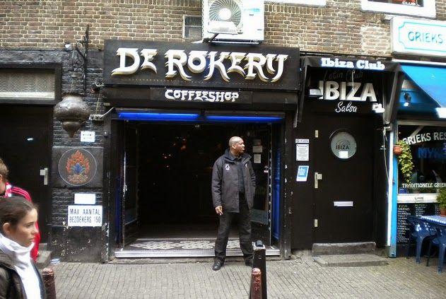 Rokerij II Coffeeshop - Amsterdam