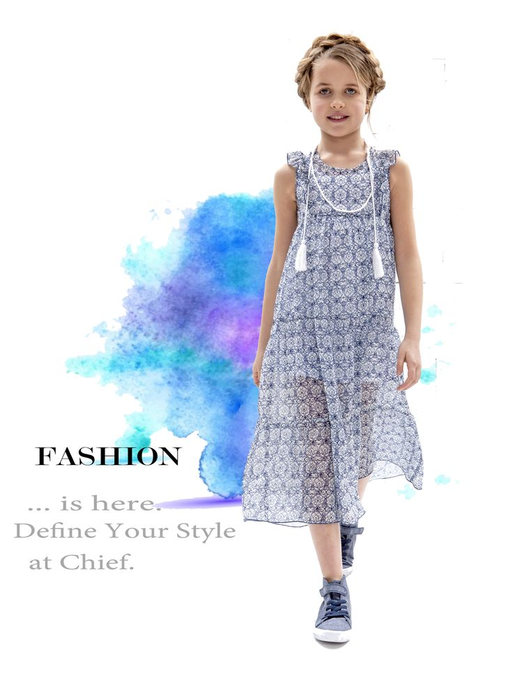 Fashion for Kids now available at Chief