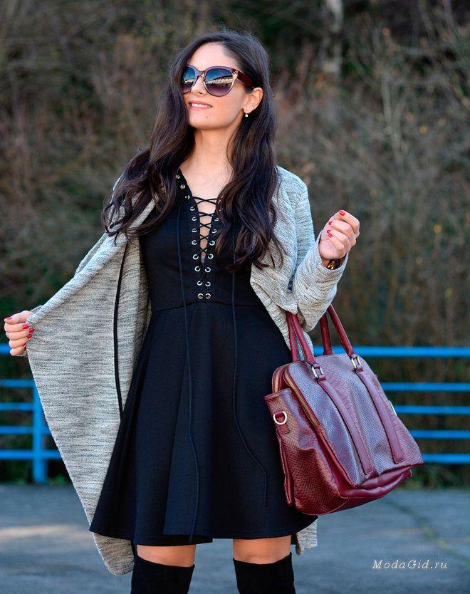 Уличная мода: Модный блоггер из Испании Alba