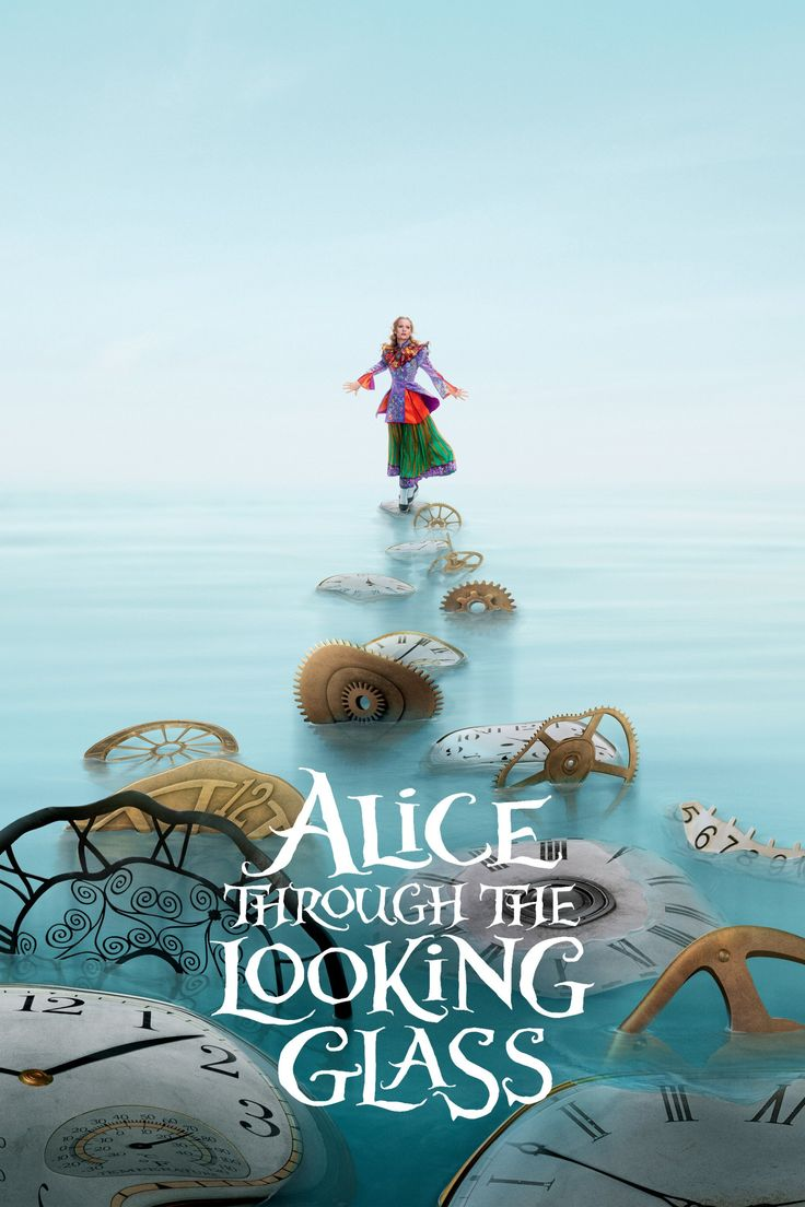 """Alice Through the Looking Glass - In the sequel to Tim Burton's """"Alice in Wonderland"""", Alice Kingsleigh returns to Underland and faces a new adventure in saving the Mad Hatter."""