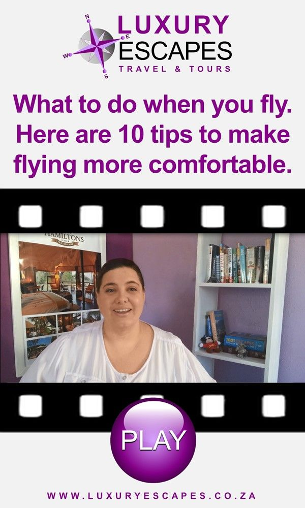 """Have you see our video on """"What to do when you fly""""? Watch it now on https://youtu.be/K8zmpoHOaE8 Thank you and enjoy!"""