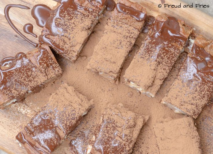 Tiramisu protein bar   Freud and Fries