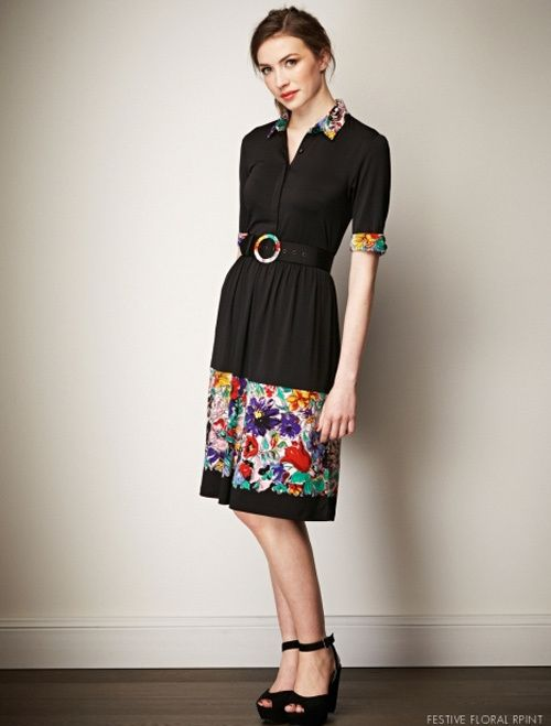 Leona Edmiston - Ruth Dress