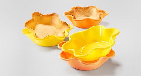 4 Adet Waffle Pişirme Kalıbı  - http://www.tchibo.com.tr/discount-kitchen
