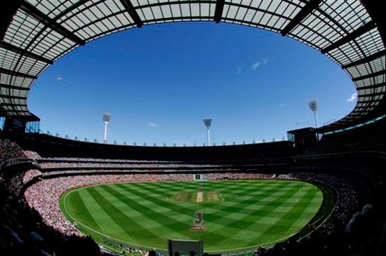 The Melbourne Cricket Ground (MCG) is an Australian sports stadium located in Yarra Park, Melbourne, Victoria and is home to the Melbourne Cricket Club.