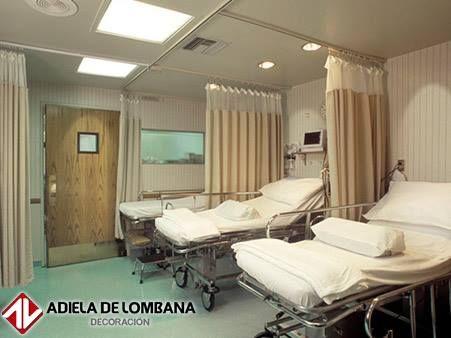 En Adiela de Lombana también proveemos productos como cortinas hospitalarias para diferentes empresas del sector salud.  #cortinashospitalarias #colombia