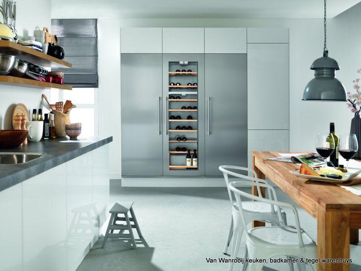 25 beste idee n over open keukens op pinterest boerderijkeukens grote keuken en witte - Open keuken idee ...