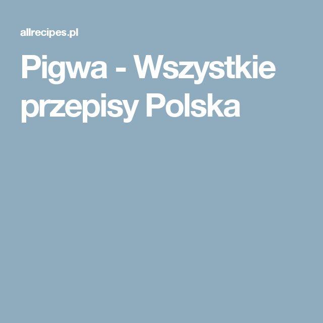 Pigwa - Wszystkie przepisy Polska