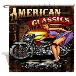 29 Best Images About Harley Bathroom On Pinterest Bathrooms Decor Harley Davidson Logo And Engine
