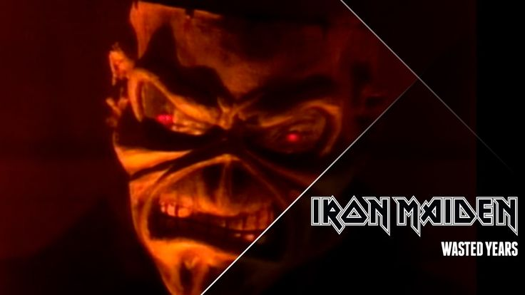 Iron Maiden - Wasted Years (Low Definition) #IronMaiden Watch this video in HD: https://www.youtube.com/watch?v=Ij99dud8-0A Music video by Iron Maiden performing Wasted Years. Taken from the album 'Somewhere In Ti...