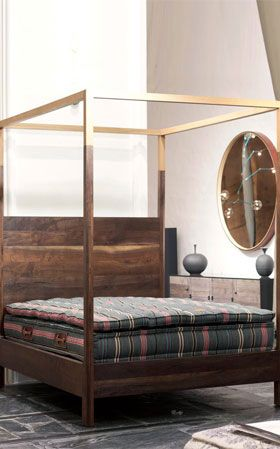 Mills Four Poster Bed