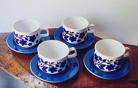 Check out this item in my Etsy shop https://www.etsy.com/ca/listing/466485061/staffordshire-potteries-cup-and-saucers