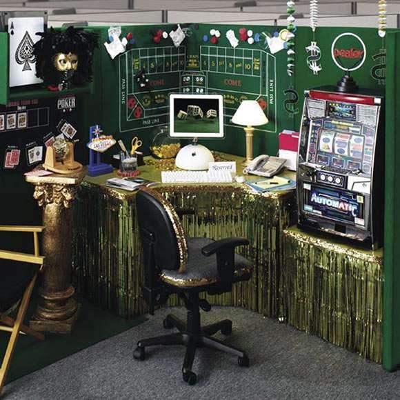 35 best office cube decoration images on pinterest