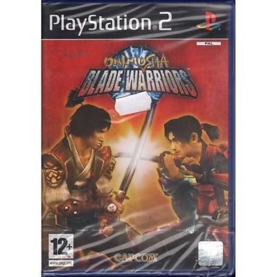 Onimusha Blade Warriors Playstation 2 PS2 Sigillato 5055060921906: $52.75 End Date: Friday Dec-22-2017 10:46:22 PST Buy It Now for only:…