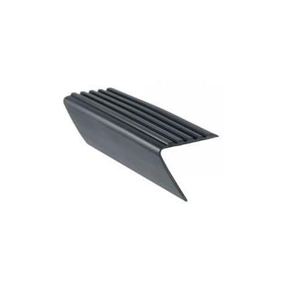Shur Trim   Vinyl Stair Nosing, Black   Inch     Home Depot Canada