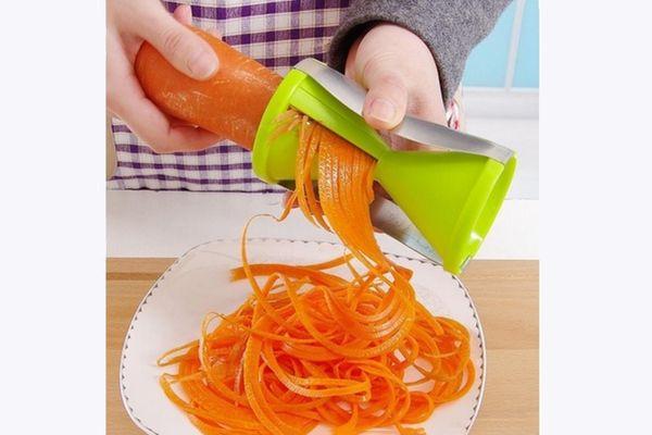 Vegetable Spiral Slicer Cutter