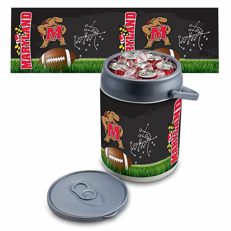 Picnic Time Can Cooler - University of Maryland (Mascot)