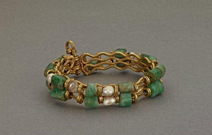 Bracelet, Egypt, 1-100.