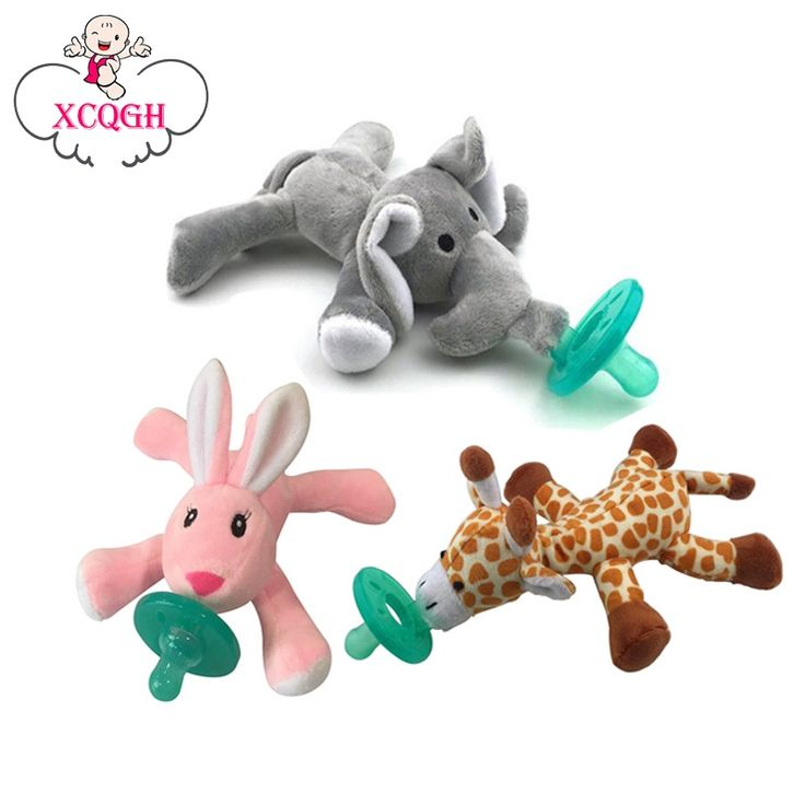 2.96$  Watch more here - Baby Pacifier Silicone Chupeta Para Bebe Pacifiers With Plush Toy Giraffe Nipple Teat Children Newborn Soother Nipples BPA Free   #aliexpress