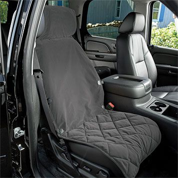 microfiber bucket seat protectors to keep your seats protected while they are catching wind out the window