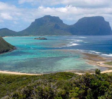 Lord Howe Island, NSW #travel #Australia