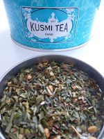 KUSMI TEA   BLUE DETOX              Je reviens aujourd'hui pour vous parler de la nouveauté KUSMI TEA: Le thé BLUE DETOX      Si vous ...