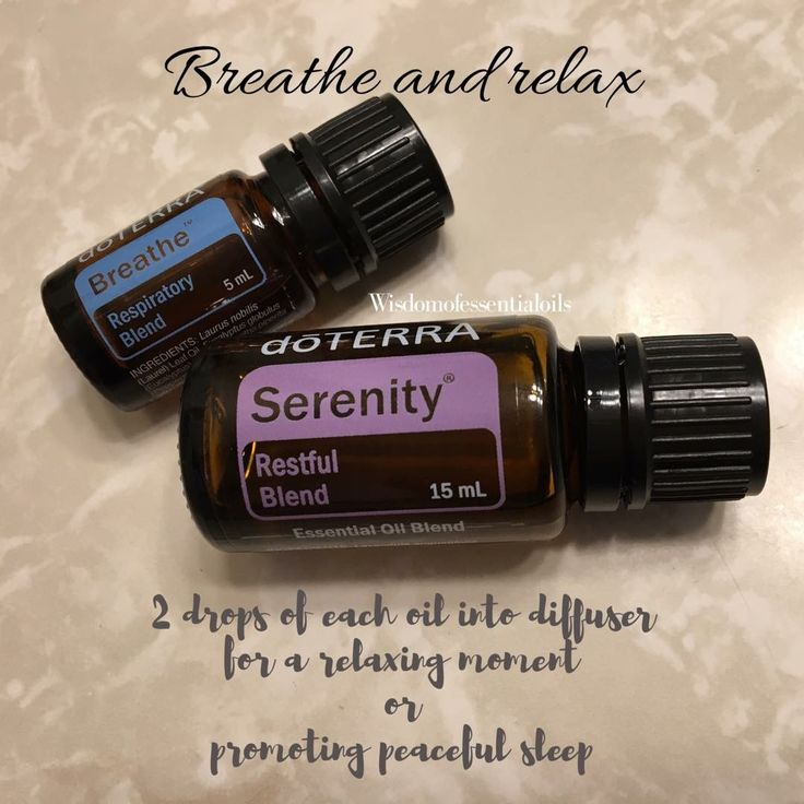 Breathe and relax blend #serenity #breathe #diffuser #blend #doterra #wisdomofessentialoils #oils #essentialoils #sleep