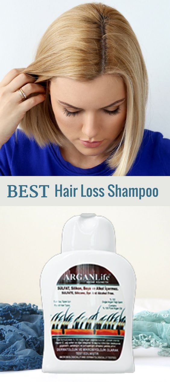 STOP HAIR LOSS We know everything about hair and how to solve hair loss problem. ARGANLife helps to stop hair loss and helps to regrow hair in women and men who use those regularly for 3 months.