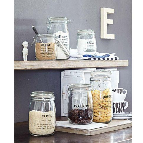 ber ideen zu vorratsdosen auf pinterest. Black Bedroom Furniture Sets. Home Design Ideas