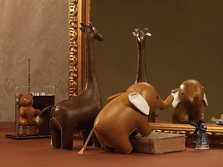 top3 by design - Zuny - zuny bookend elephant tan