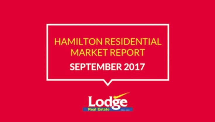 For a quick update on the Hamilton residential market, check out this short video ...