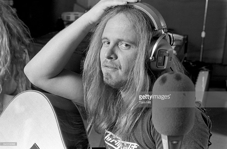~ Lynyrd Skynyrd Recording at Studio I - August 12, 1977 | Getty Images