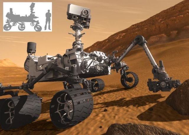 The Case For 'Curiosity': Why You Should Stay Up And Watch The Mars Rover Landing   TechCrunch