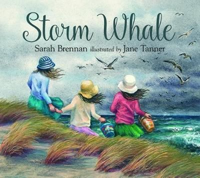 One Silver Summer : Rachel Hickman : 9781910646250 'Bleak was the day and the wind whipped down, when I and my sisters walked to town...' So begins the story of three sisters and their wild and magical encounter with a whale, stranded on a beach. With illustrations full of light and movement, a powerful text that reads like a ballad, children and adults alike will be transported to beachside holidays of long ago, feel the wind in their hair and taste the salt spray,