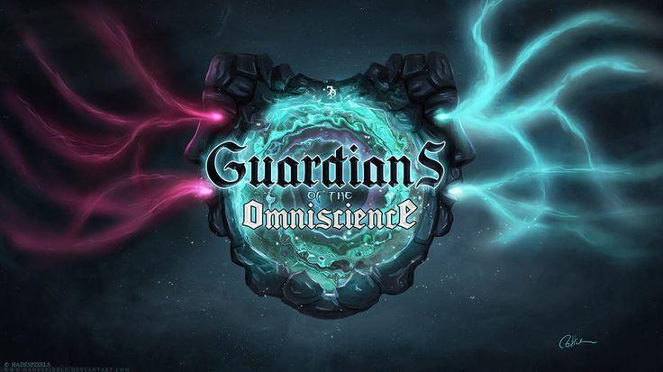 Guardians Of The Omniscience Logo by HadesPixels.deviantart.com on @DeviantArt