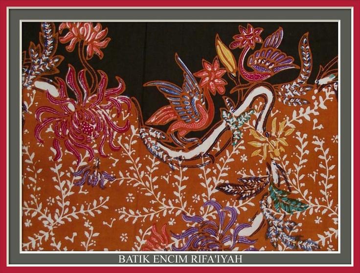 Batik Encim Rifa'iyah