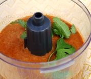 Homemade Thai Red Curry Paste - easy to make, and so much fresher & healthier than store-bought!