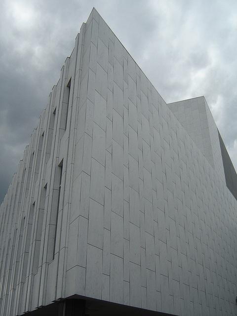 Finlandia Hall, Helsinki Finland, Alvar Aalto.