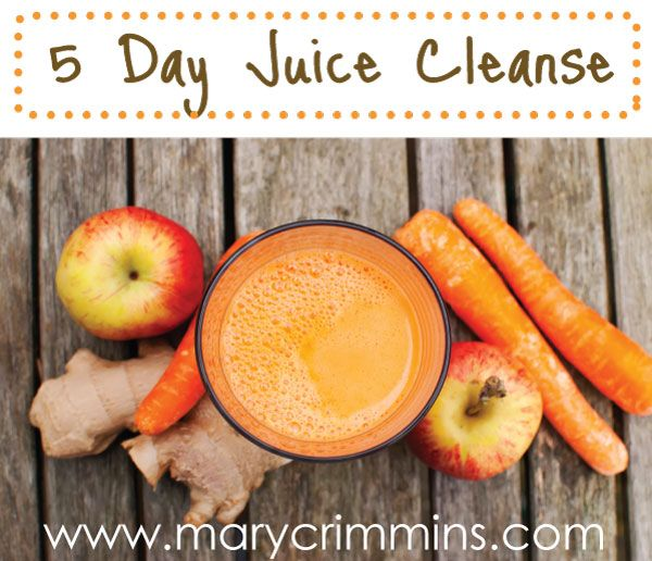 Great 5 Day Juice Cleanse, plus prep