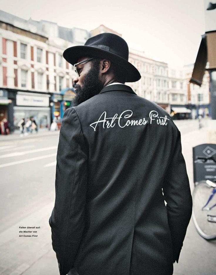 Art Comes First's Shaka