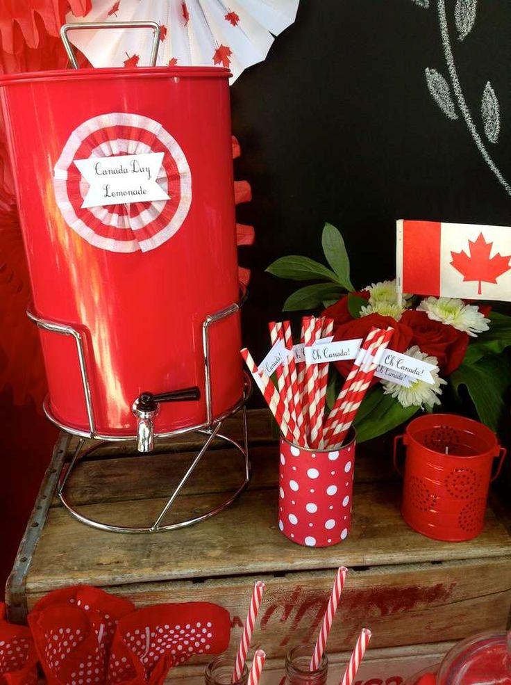O Canada!   CatchMyParty.com