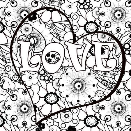 Indir Dekoratif Sevgililer Günü Kalp Süsleme Ile Sayfa Kitap