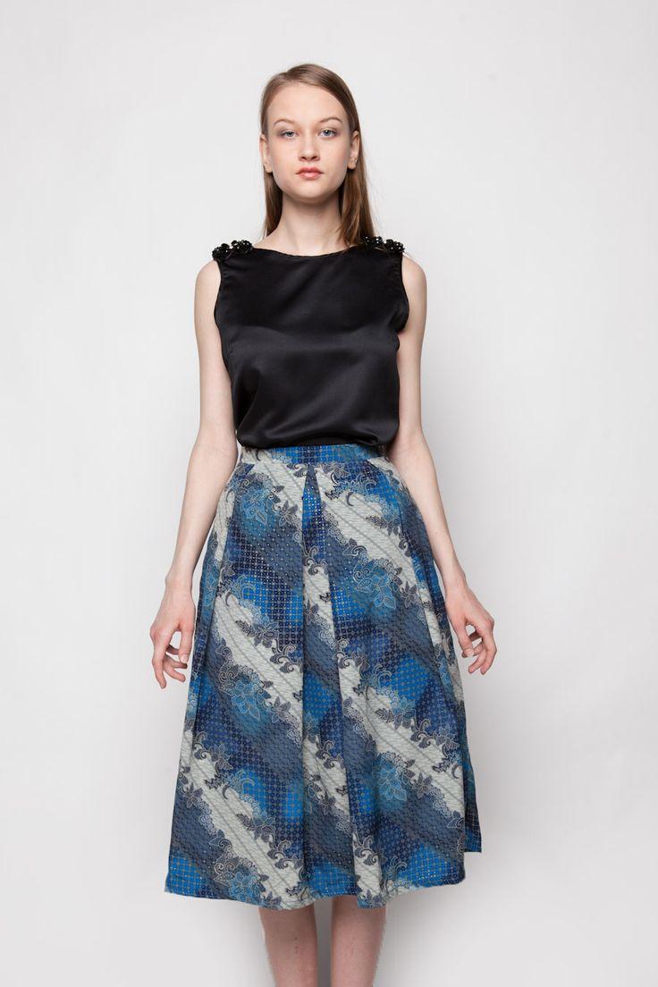 My Favourite Batik Skirt