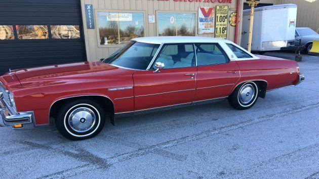 1975 Buick Lesabre door hard top