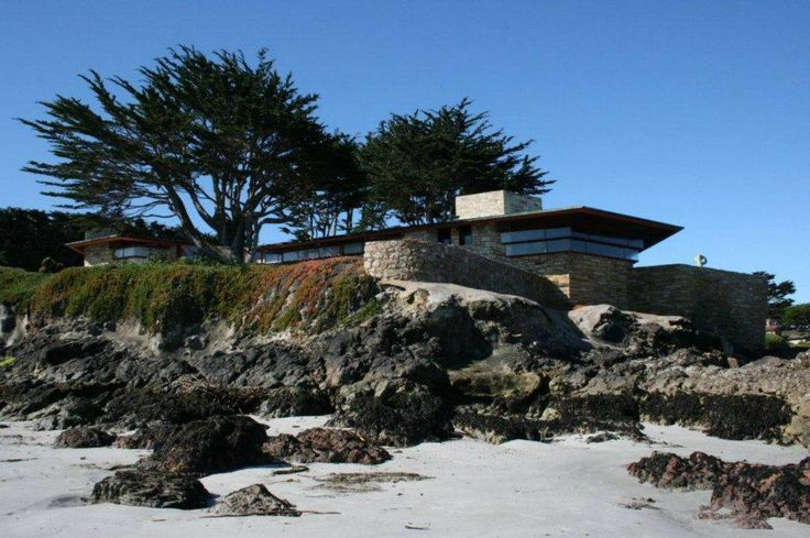 17 best images about fllw walker residence on pinterest for Frank lloyd wright california