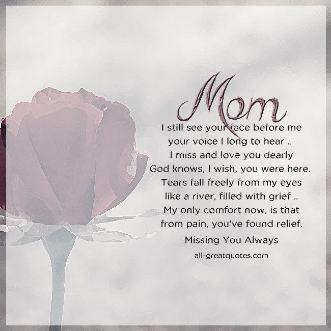 Pin On Mom