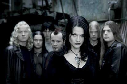 Tristania  Genre: Symphonic Metal