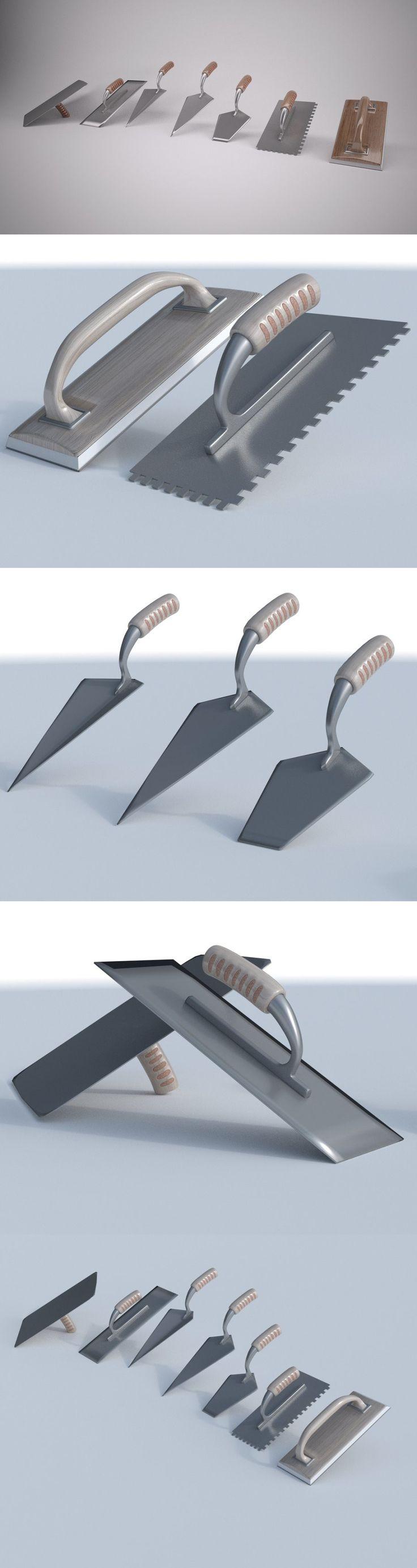 Motar & Plastering Tools